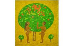 27 - Adam & Eve