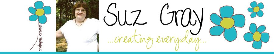 craftysuz creating everyday
