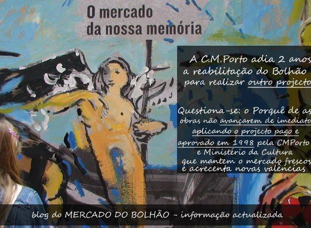 MERCADO DO BOLHÃO - TODA A INFORMAÇÃO ACTUALIZADA