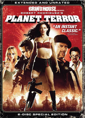 Planet Terror Dvd Cover
