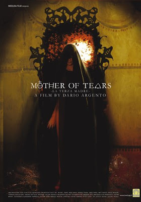 Dario Argento's Mother of Tears Poster