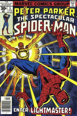 Spectacular Spider-Man #3