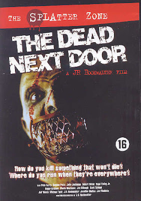 The Dead Next Door Poster
