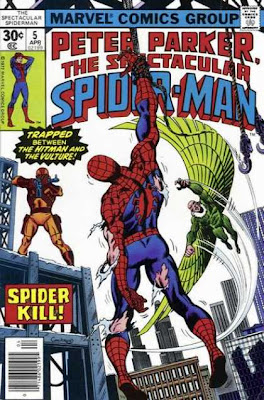 Spectacular Spiderman #5