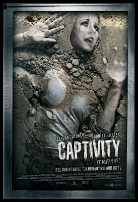 Captivity Poster