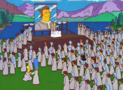 Simpsons Movementarian