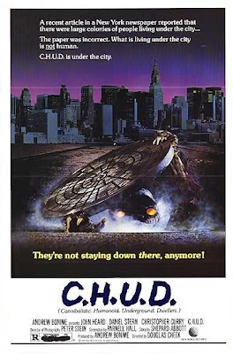 Chud Movie Poster