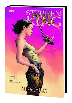 Dark Tower Treachery Hardcover