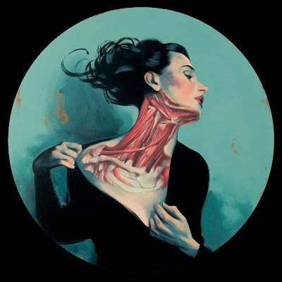 Fernando Vincente Anatomical Artwork