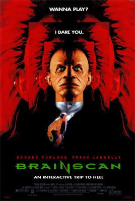 Brainscan Poster