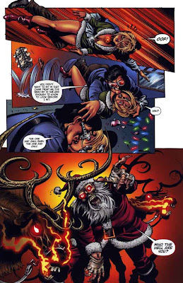 Army of Darkness Ash's Christmas Horror Graphic Novel 10