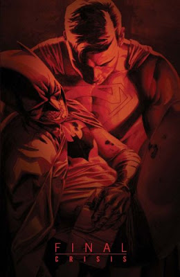 Final Crisis Hardcover Out Now on Sale