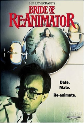 Bride of the Re-Animator Dvd