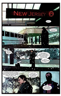 The Punisher XMas One Shot Special Conclusion19