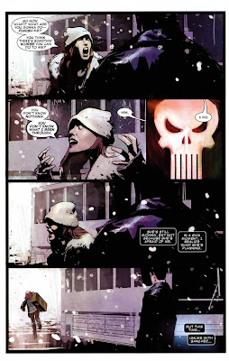 The Punisher XMas One Shot Special Conclusion21