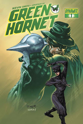 Kevin Smith's Green Hornet Cover Art4