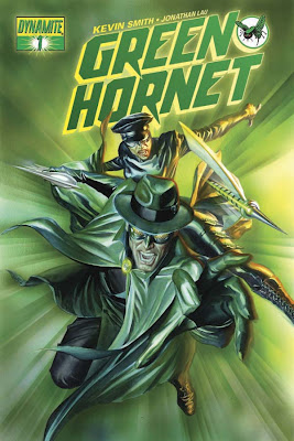 Kevin Smith's Green Hornet Cover Art3
