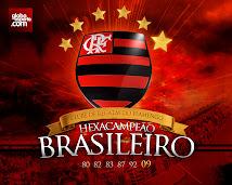 HEXA CAMPEÃO BRASILEIRO DE FUTEBOL