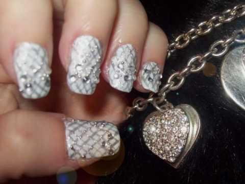 lady gaga nail
