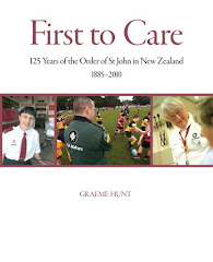 First to Care: 125 Years of the Order of St John in New Zealand, 1885-2010