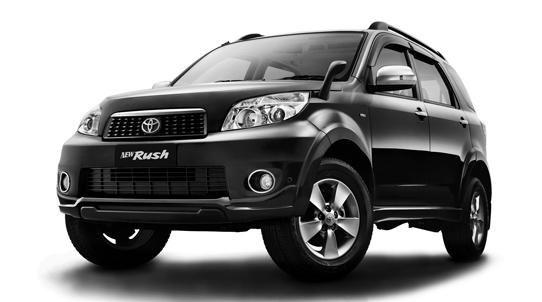Sewa Rental Mobil Toyota Rush