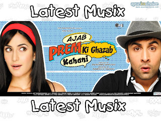 Download Ajab Prem Ki Ghazab Kahani Hindi Movie MP3 Songs