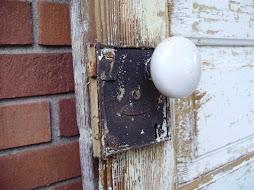 """30 1/4"""" x 78"""" farm door"""