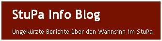 StuPa Info Blog ist jetzt www.webMoritz.de!