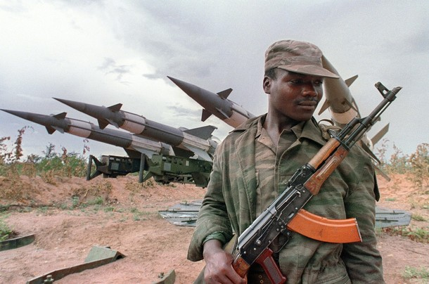 Cuban Army in Angola