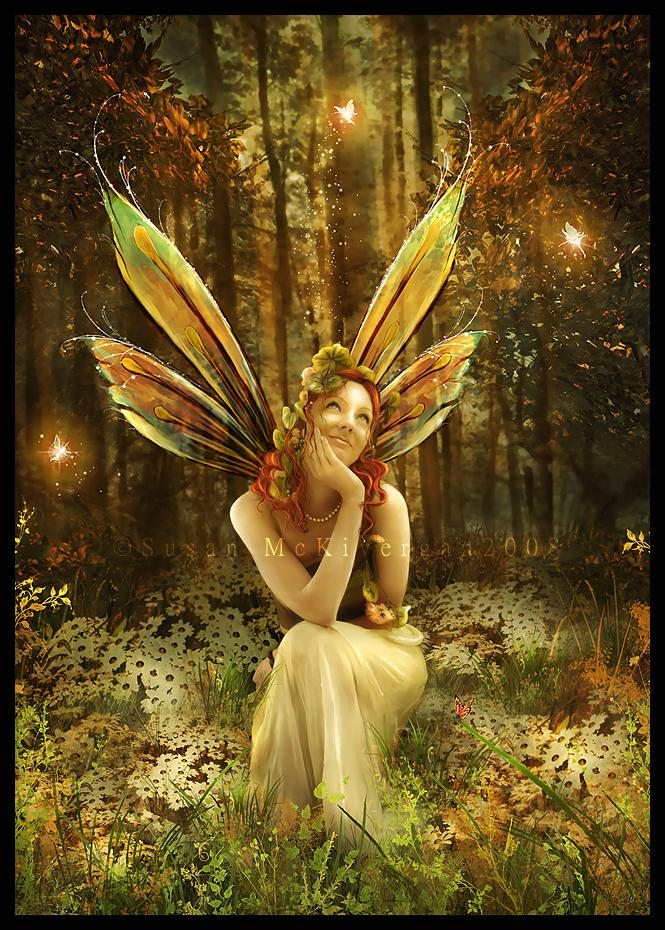 Mythical Celtic Fairies
