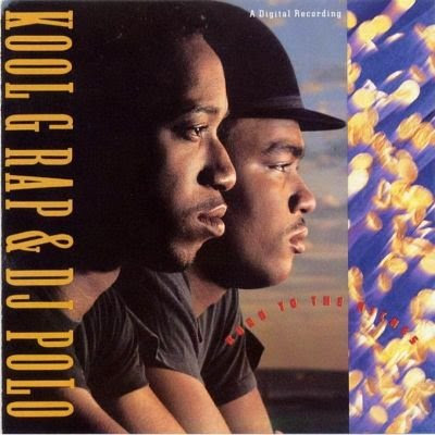 Kool G Rap & DJ Polo - Rhymes I Express