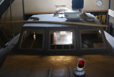 projektowanie jachtów: jacht stalowy