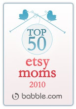 Top 50 Etsy Moms