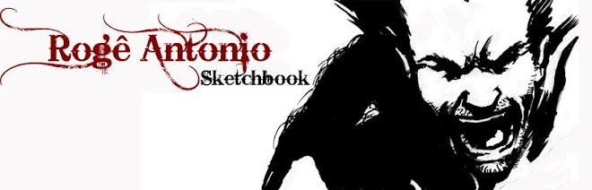 Rogê Antônio - Sketchbook