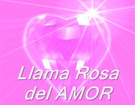 La Llama rosa