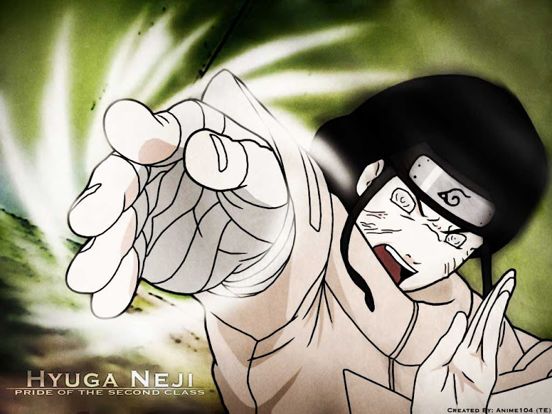 Hyuga Neji wallpaper - Anime Naruto shippuden Wallpaper