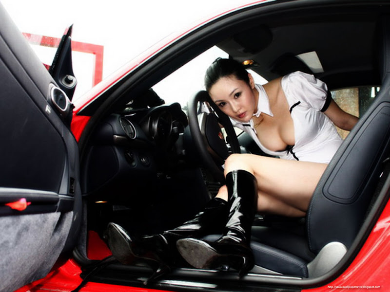 wallpaper women and cars. wallpaper women and cars.