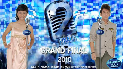 Pemenang Indonesia Idol 2010