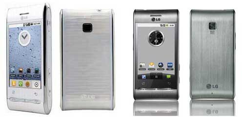 LG Optimus GT540 | Spesifikasi Harga LG Optimus GT540