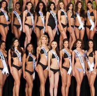 bikini swimsuit qory sandioriva di miss universe 2010