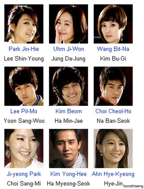 ... na ban suk lee pil mo as yoon sang woo park ji young as choi sang mi