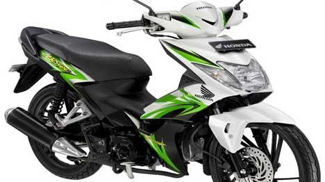 Honda Blade - harga indonesia spesifikasi honda terbaru