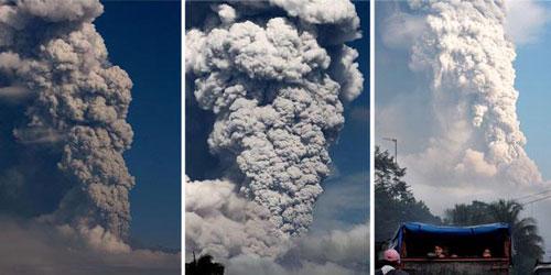 Gunung Merapi Meletus Lagi Lebih Besar