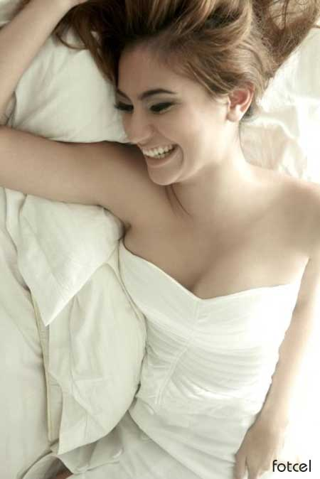 foto bugil  Marissa Nasution Sexy In White - Beautiful photo shoot celebrity