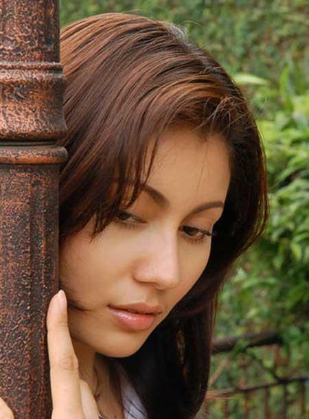 Foto artis Indonesia - Foto Chyntia Sari artis cantik dangdut ...