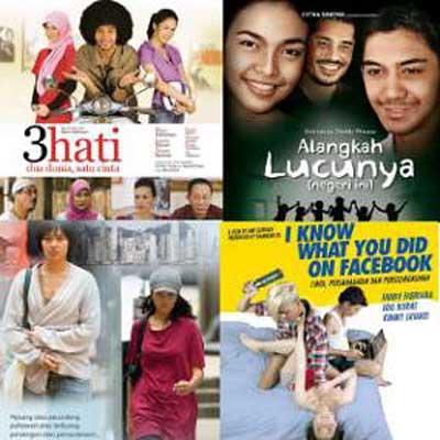 pemenang juara  FFI 2010 - Festival Film Indonesia 2010 Piala Citra
