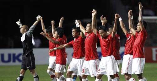 Indonesia Vs Malaysia Final Piala AFF 2010