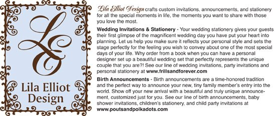 Lila Elliot Design Blog