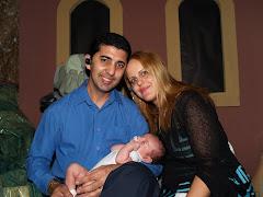 La Llegada de nuestro Angel: Diego Alexander un 14 de noviembre de 2007