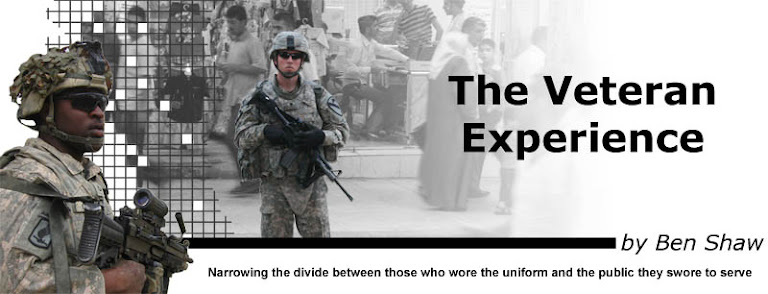 The Veteran Experience | Ben Shaw